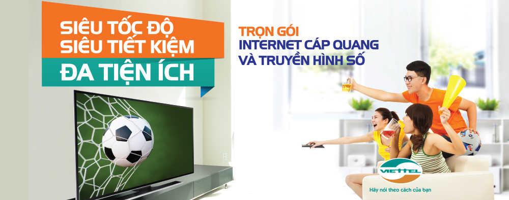 truyền hình viettel combo k+