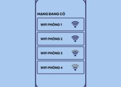 Wifi full vạch nhưng vẫn yếu-Cách Khắc Phục